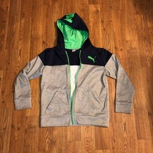 Boys Puma jacket
